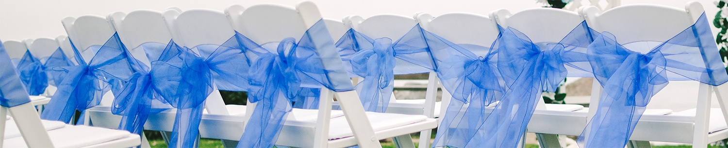 Voile Ribbons