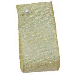 Honey Gold Iridescent Ribbon 3mm, 7mm, 15mm & 25mm