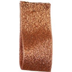 Copper Lame Ribbon Article 9165 - All Widths (incl BULK REELS)