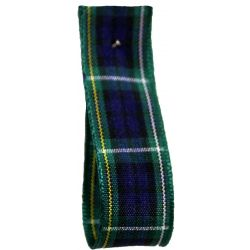 BULK 100M REEL Campbell Tartan Ribbon -  widths from 7mm to 70mm